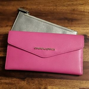 Never used Cynthia Rowley wallet